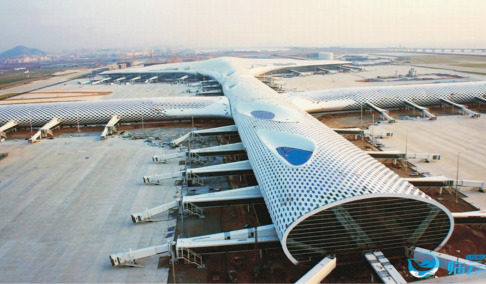 Shenzhen Baoan International Airport Lightning Protection Project